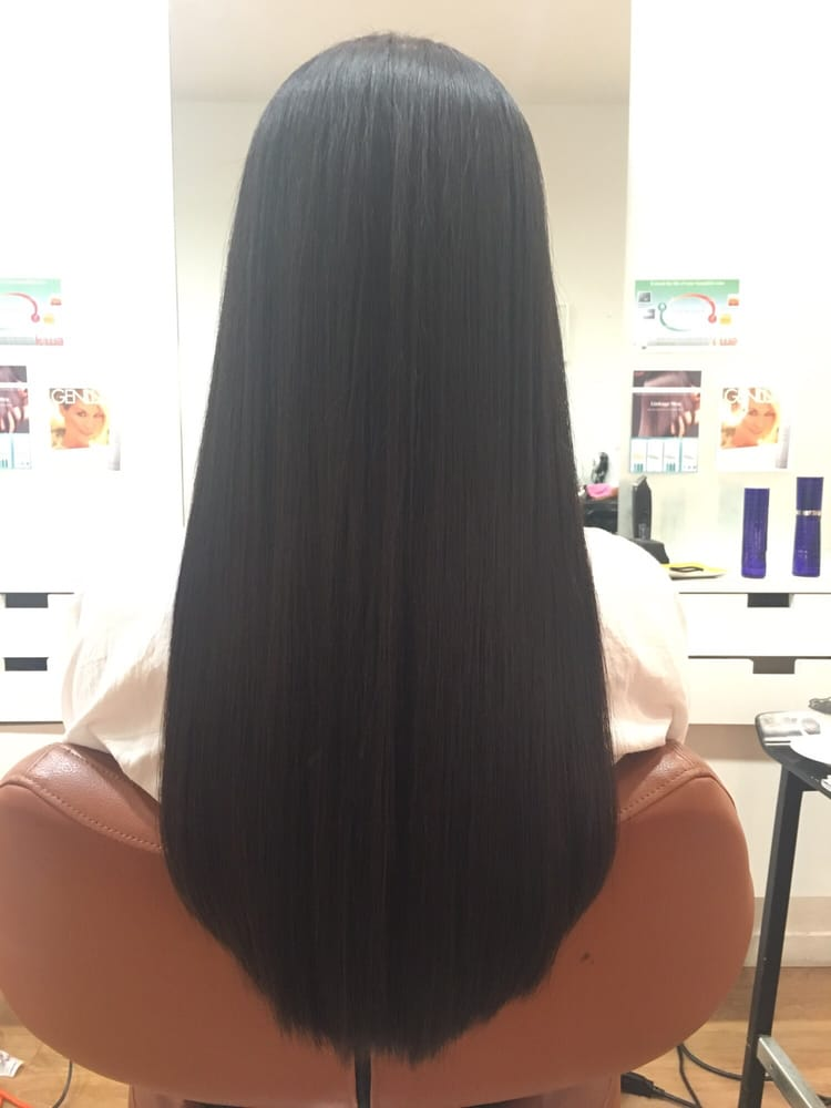 Japanese Straightening Done By Hanna She Is Really Nice