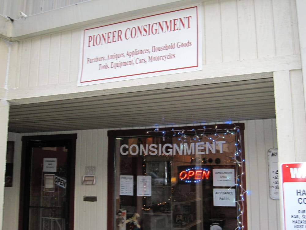 Pioneer Consignment: 26590 State Hwy 88, Pioneer, CA