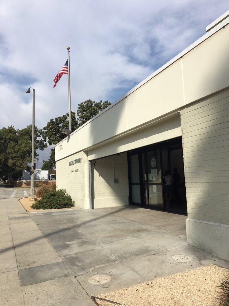 Social Security: 104 N Mentor Ave, Pasadena, CA