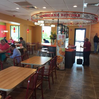 Popeyes Louisiana Kitchen Building popeyes louisiana kitchen - 25 reviews - fast food - 141 daniel