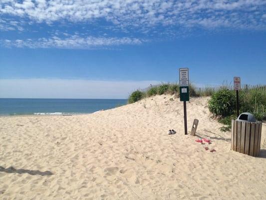 Photo Of Wiborg Beach East Hampton Ny United States Entrance To The