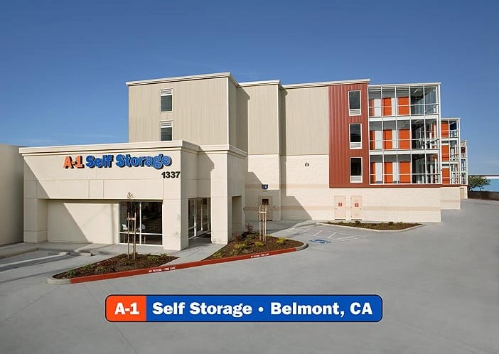 A-1 Self Storage: 1337 Old County Rd, Belmont, CA