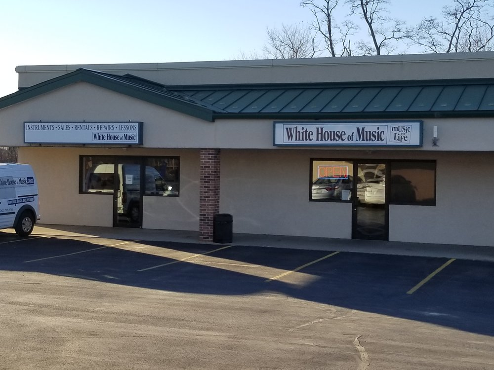 White House of Music: 1724 S Church St, Watertown, WI
