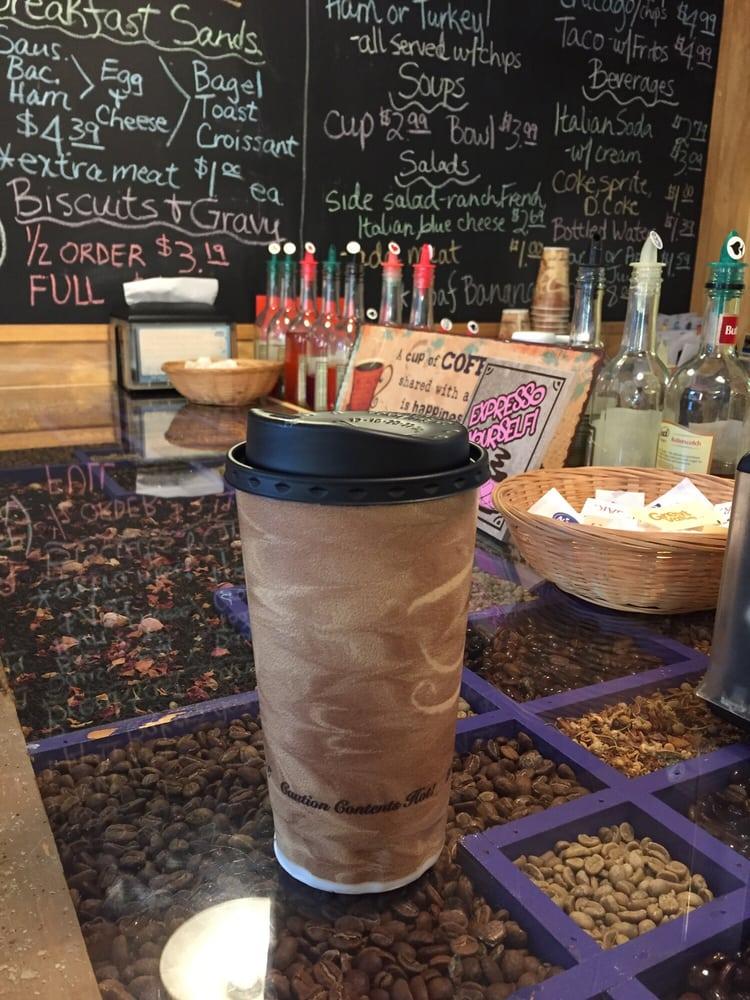 Latte Da: 709 E Cherry St, Vermillion, SD