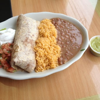 Photo Of Casa Villa Restaurant Stamford Ct United States Vegetarian Burrito W