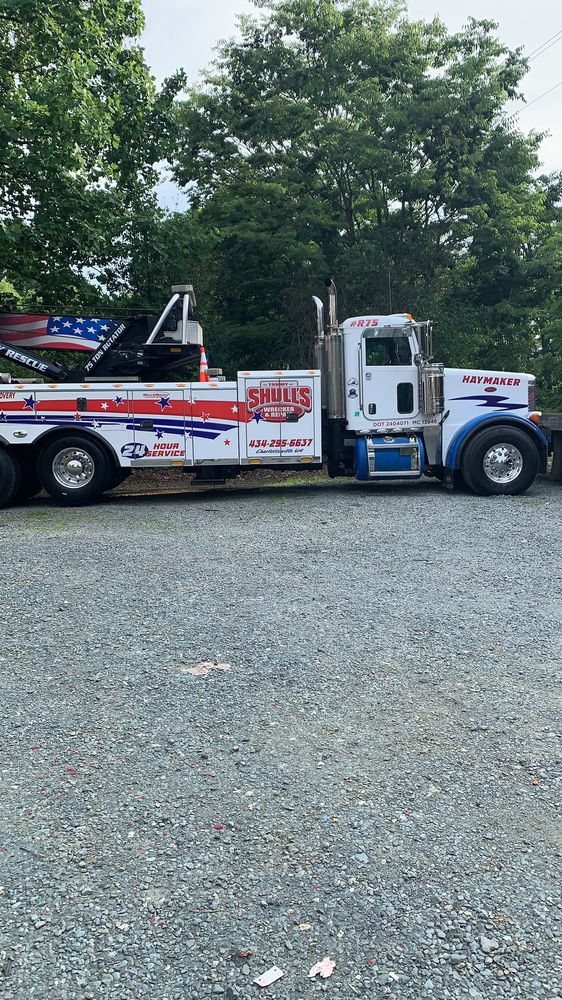 Tommy Shulls Wrecker and Repair