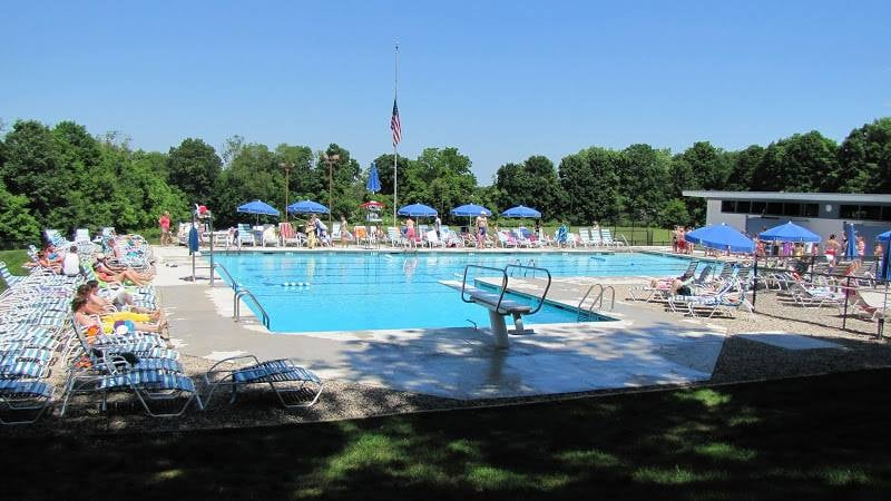 Mountain Grove Swim Club: 630 Savage St, Southington, CT