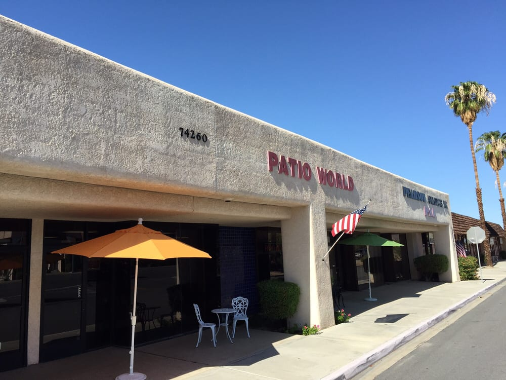 Patio World Furniture Shops Hwy 111 Palm Desert CA United States