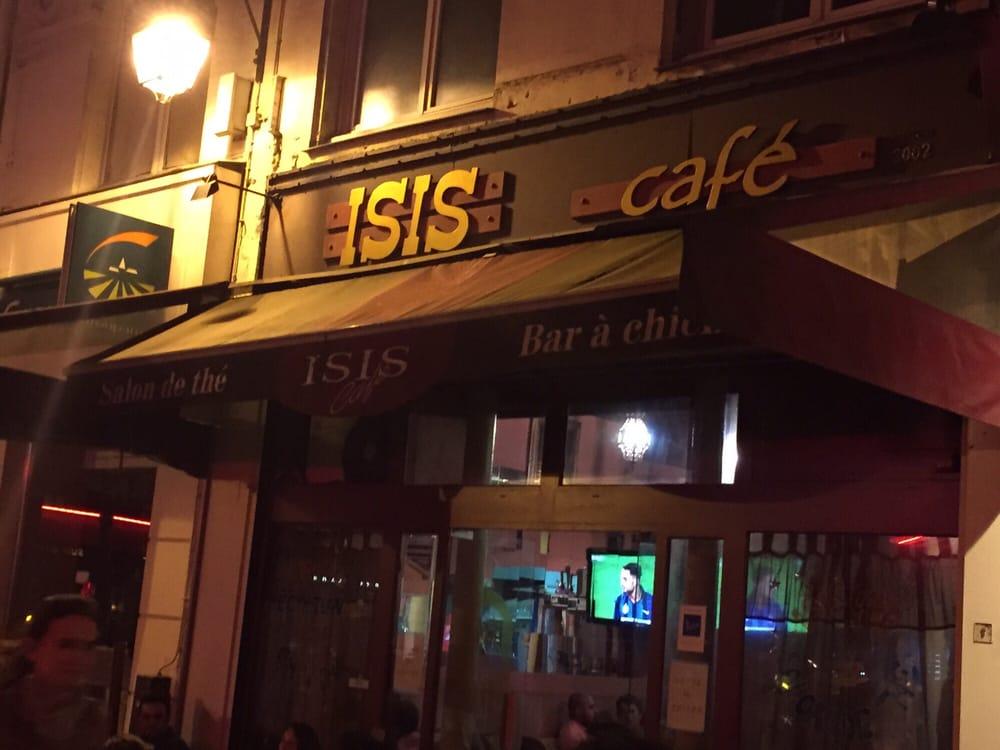 Isis caf 15 kuvaa 14 arvostelua vesipiippubaarit 31 rue des lomb - 15 rue des halles 75001 paris ...