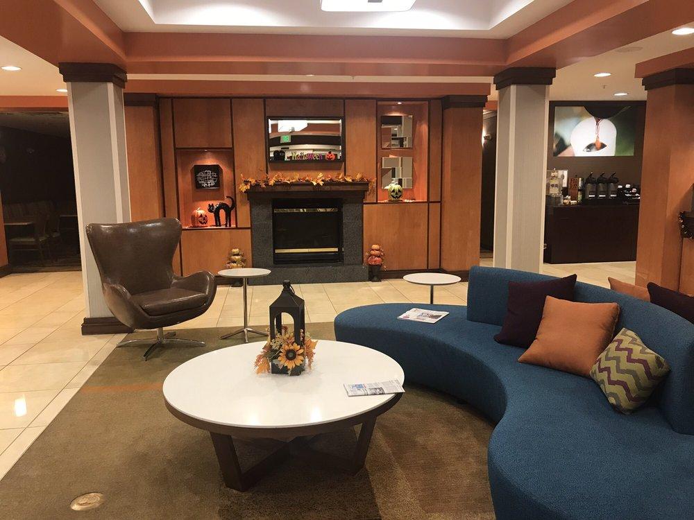 Fairfield Inn & Suites by Marriott Richfield: 990 W 1350th S, Richfield, UT