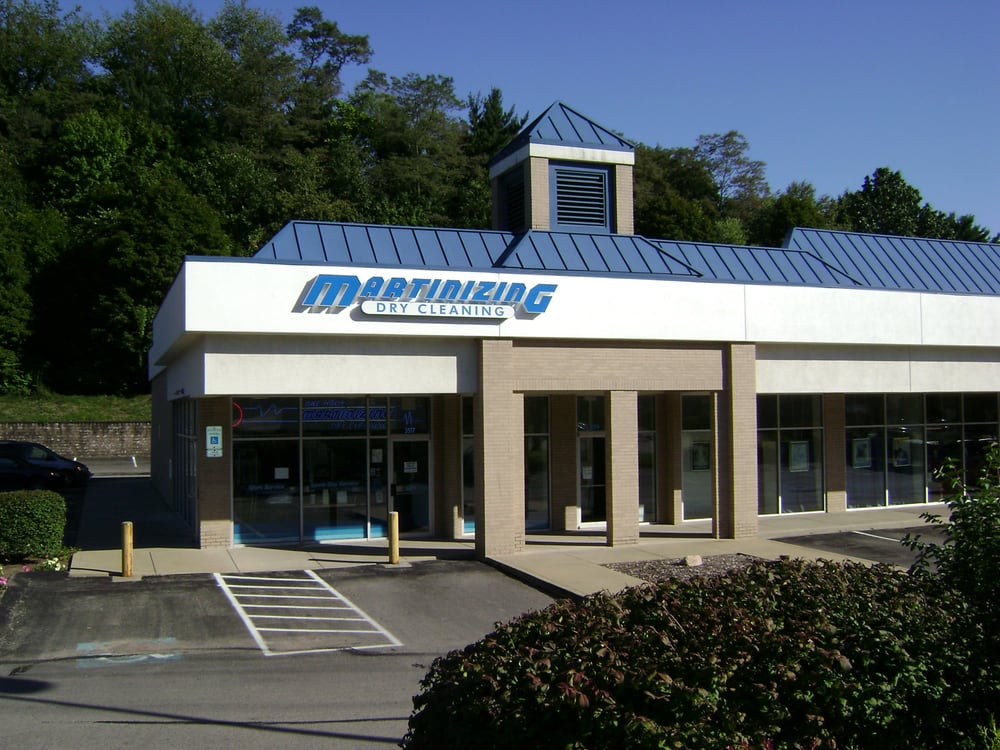 Martinizing Dry Cleaning: 3517 Washington Rd, McMurray, PA