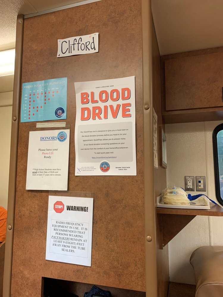 We Are Blood: 4300 N Lamar Blvd, Austin, TX