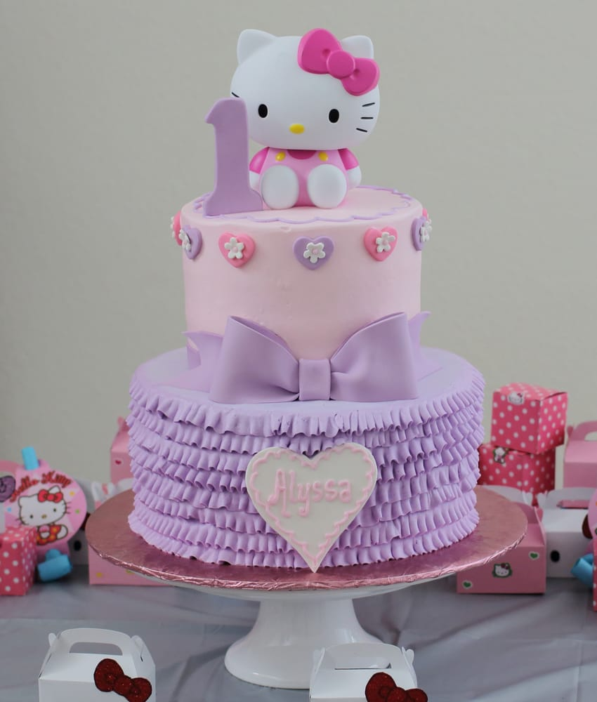 Hello Kitty Birthday Cake Yelp