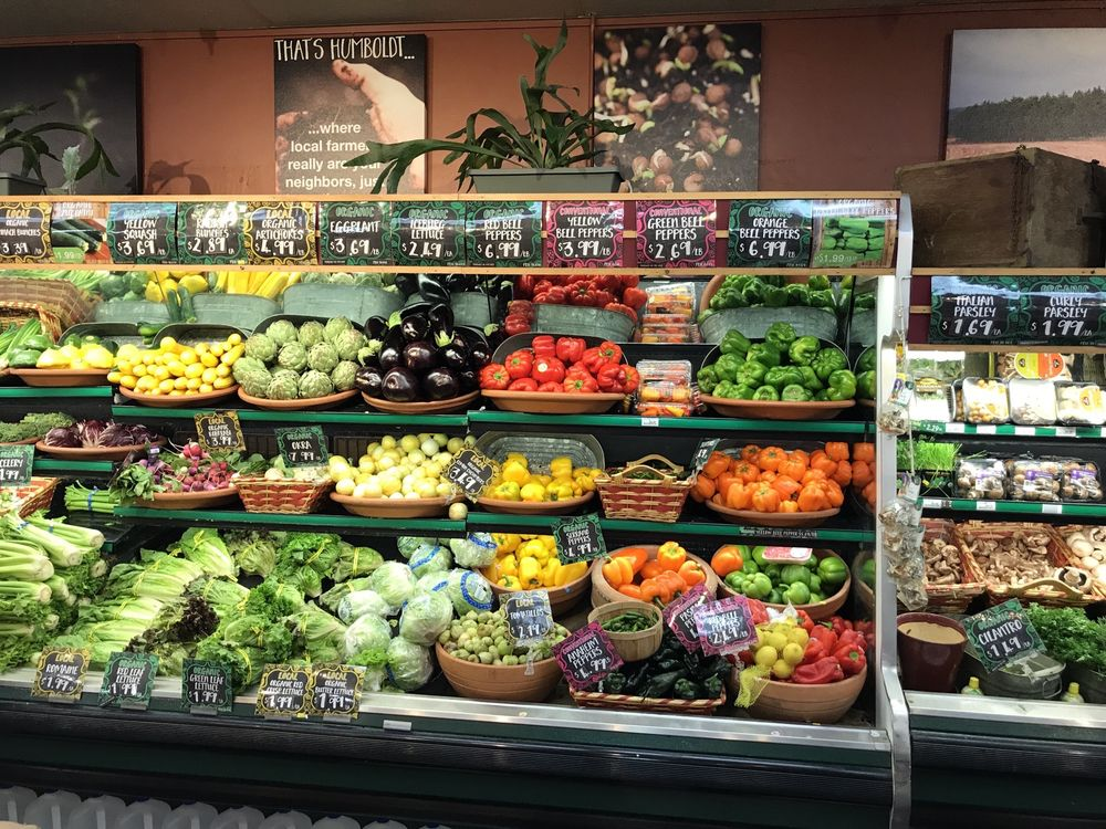 Wildberries Marketplace: 747 13th St, Arcata, CA