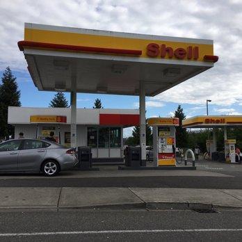 Airport Shell Gas Station Tires 17010 International Blvd Seatac