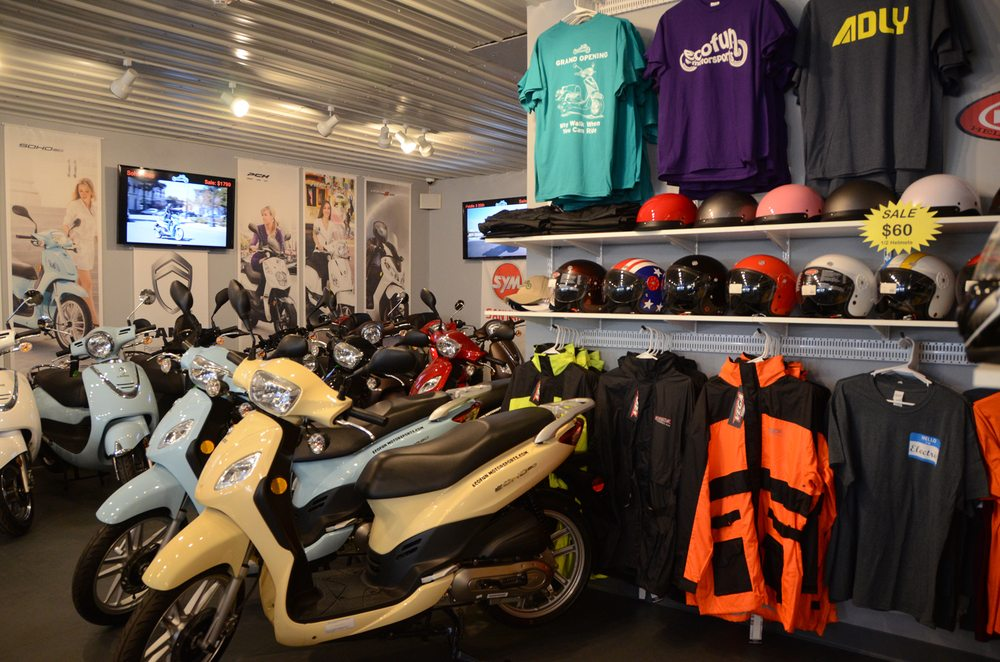 Ecofun Motorsports: 531 Lake St S, Forest Lake, MN
