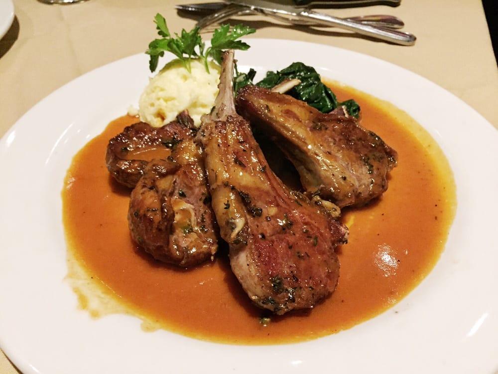 Costillas de cordero lamb rack yelp for Argentinean cuisine