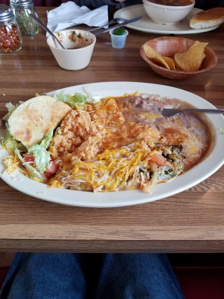 Tejas Cafe: 9757 Dyer St, El Paso, TX