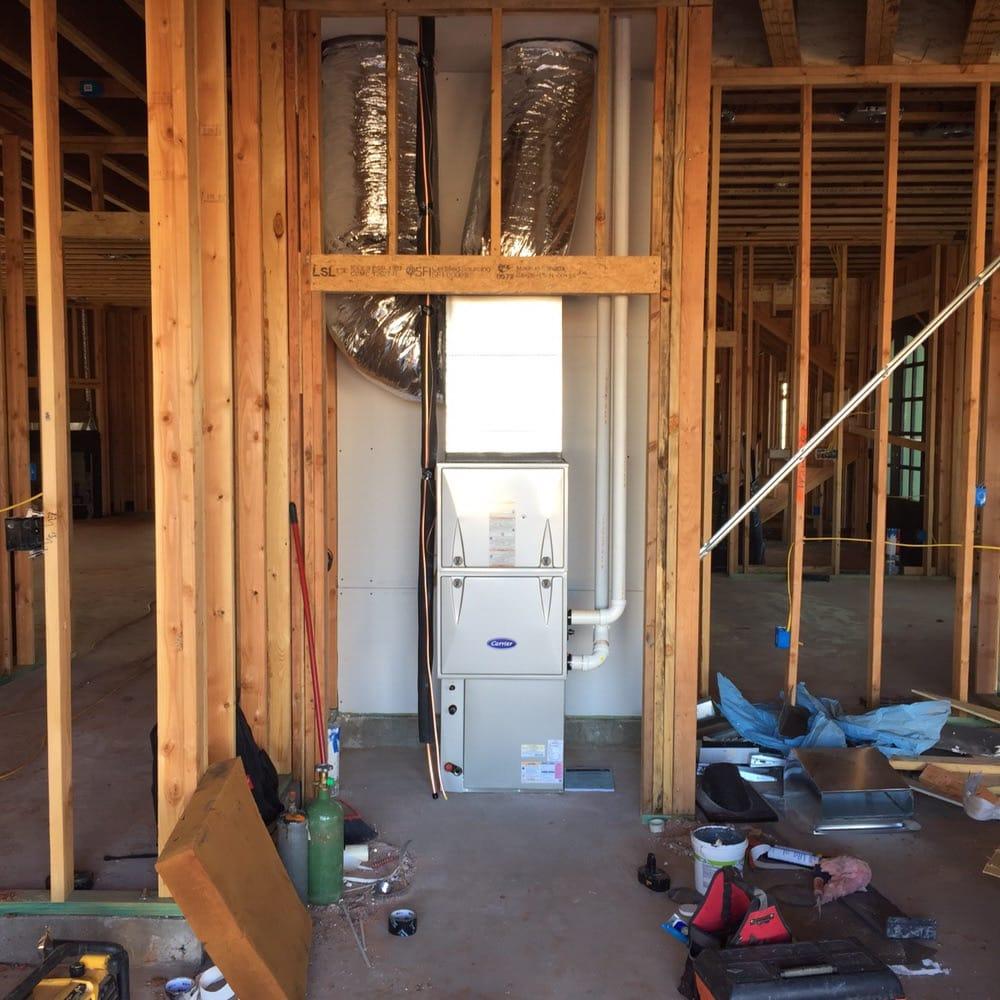 Prudhom Heating & Air Conditioning: 14909 Santa Fe Crossing Dr, Edmond, OK