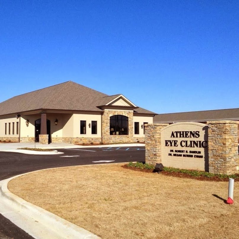 Athens Eye Clinic, PC: 22097 Medical Village Dr, Athens, AL