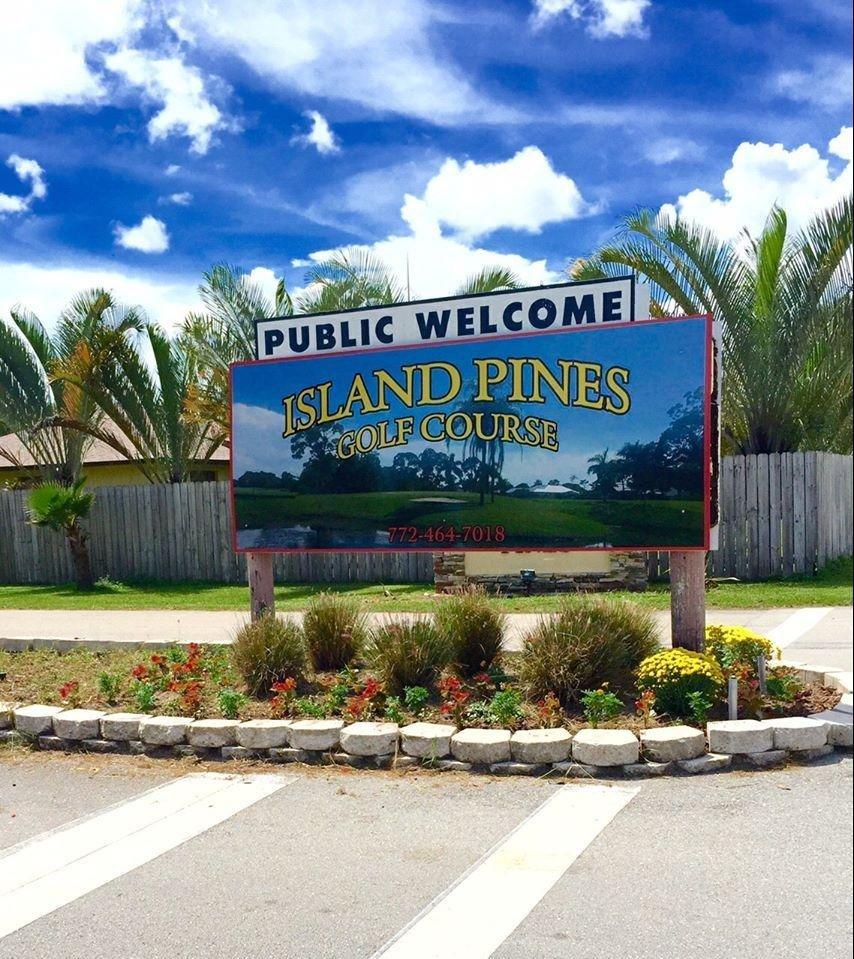 island pines golf club: 5700 Indian Pines Blvd, Fort Pierce, FL