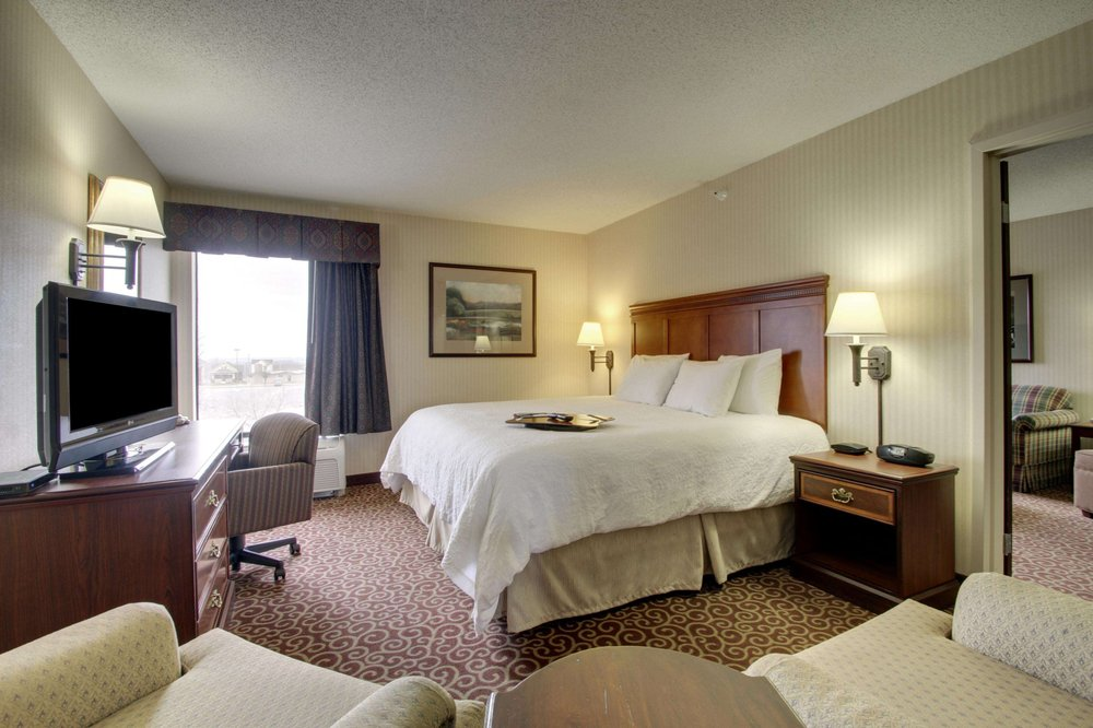 Hampton Inn Quincy: 225 S 4th St, Quincy, IL