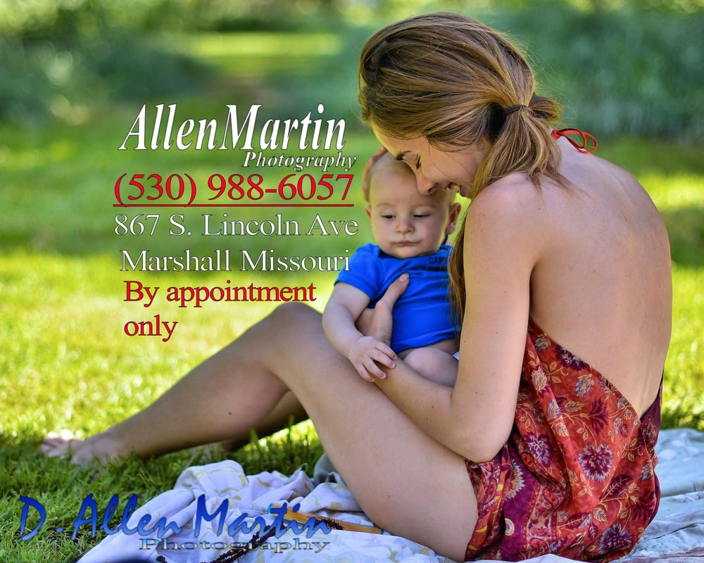 D Allen Martin Photography: 867 S Lincoln Ave, Marshall, MO