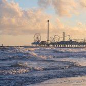 Photo Of Galveston Seawall Beaches Tx United States