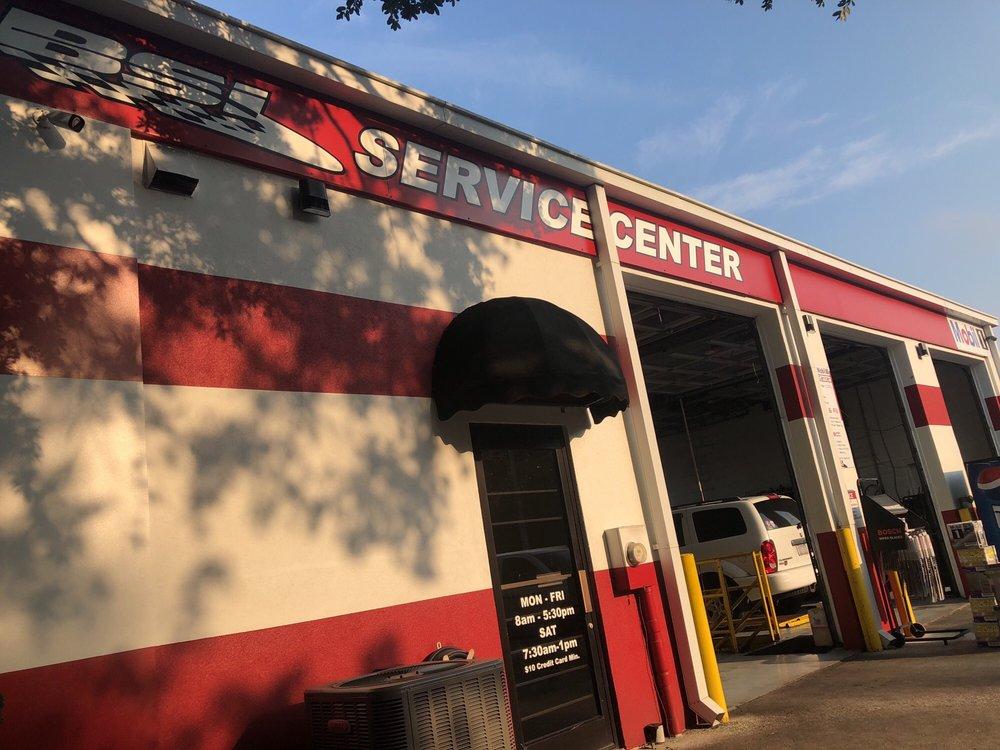BSI Car Service