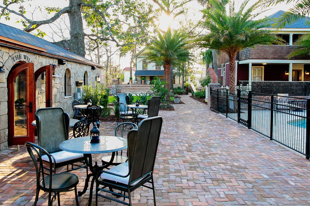 The collector luxury inn gardens courtyard yelp - The collector luxury inn and gardens ...