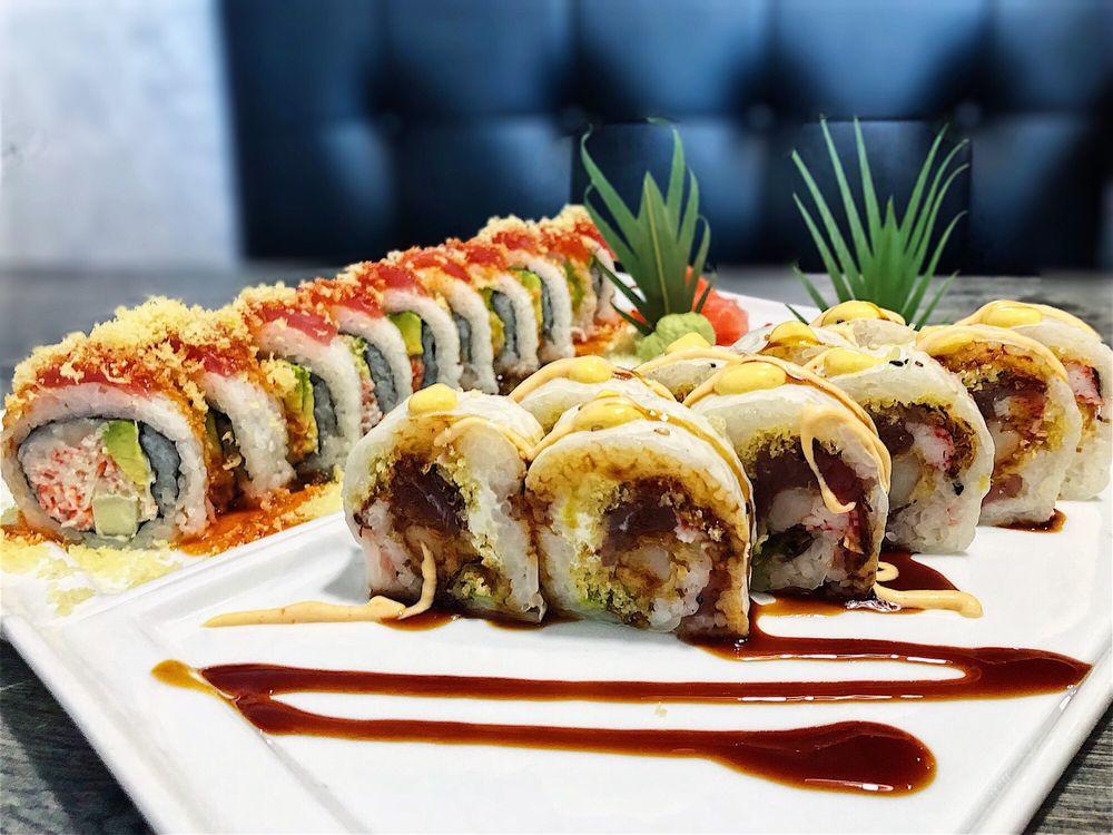 Sushi Bombs