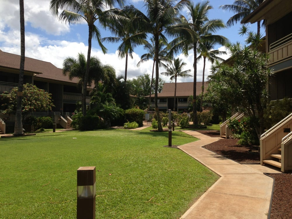 Kihei Bay Vista accommodation