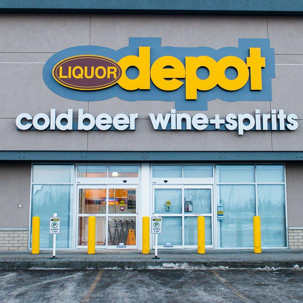 Liquor Depot At Brentwood - 45 Photos - Beer, Wine & Spirits - 3630 ...