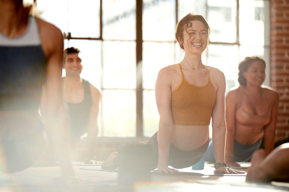 CorePower Yoga: 4124 W Peterson Ave, Chicago, IL