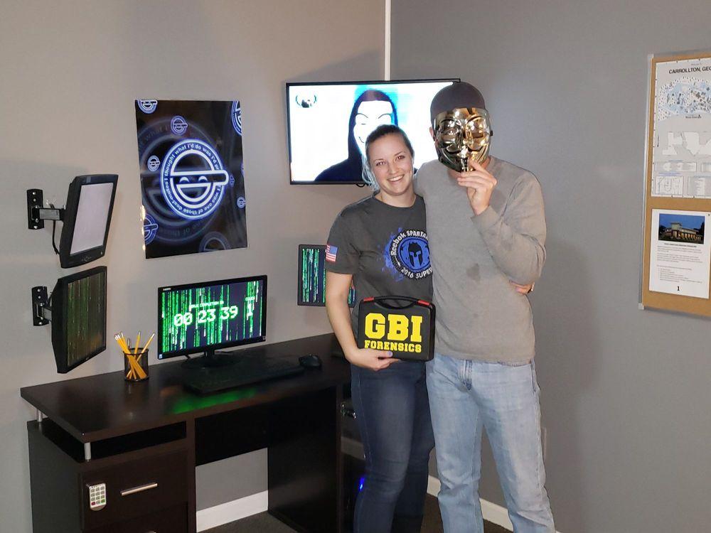 Lock City Escape Games: 101 Northwinds Blvd, Carrollton, GA