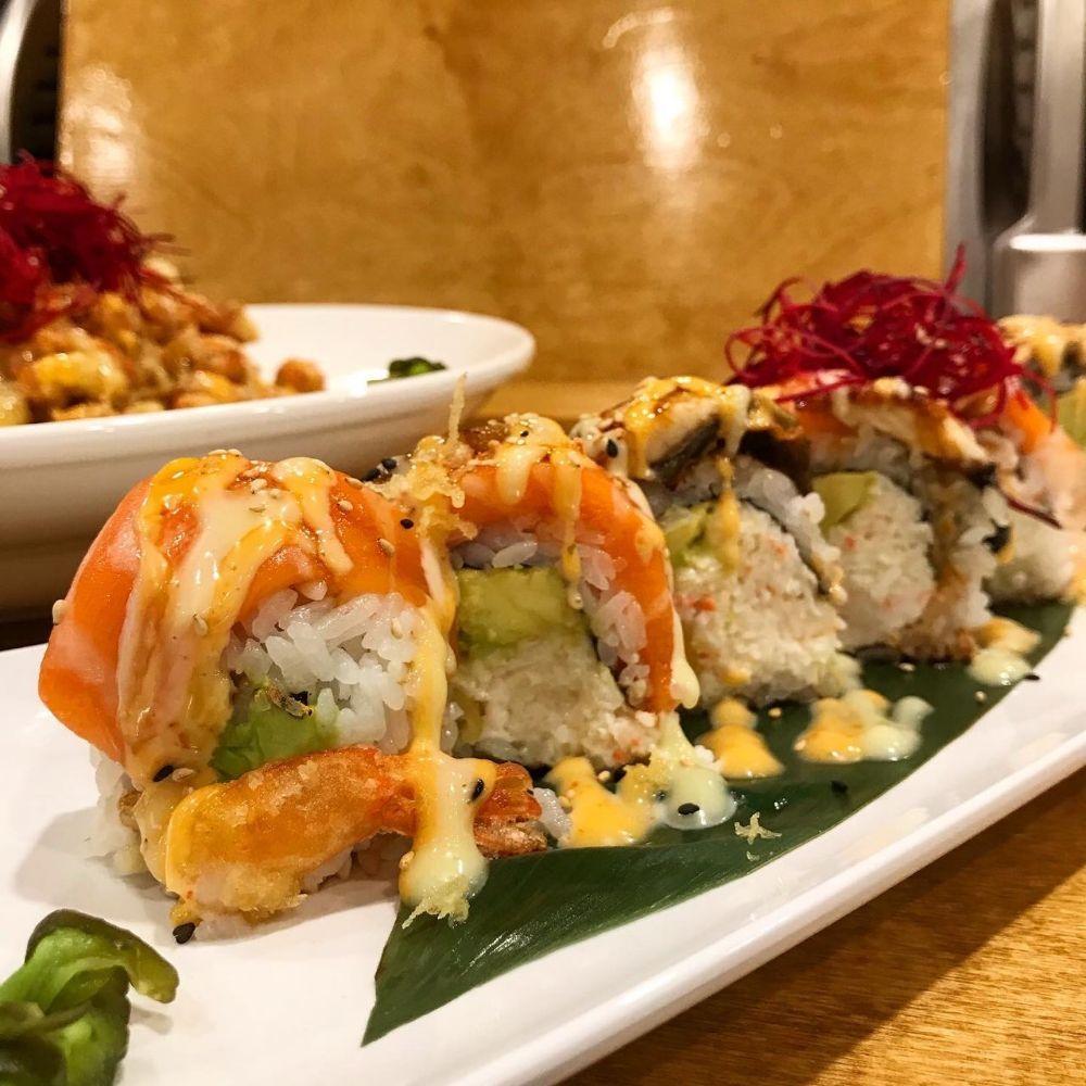 Sushi Maru: 541 W McDermott Dr, Allen, TX