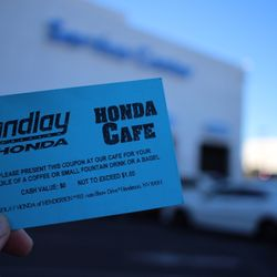 Photo Of Findlay Honda Henderson Nv United States Free Drink Or