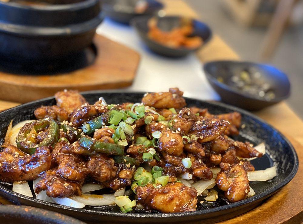 Dish Korean Cuisine: 5000 Buford Hwy NE, Chamblee, GA