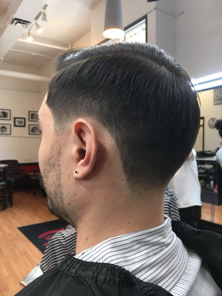 Traditional Haircut Gentlemens Haircut Yelp