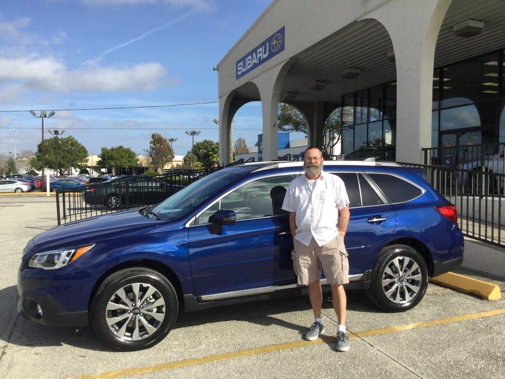 Fitzgerald Subaru Clearwater 14 Reviews