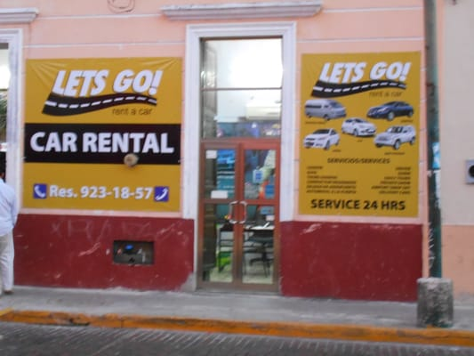 Merida Mexico Car Rental Reviews