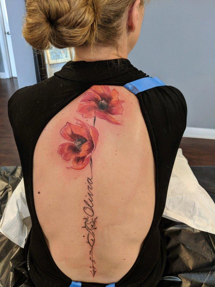 Wick Tattoo: 3543 Lake Dr, Blaine, MN
