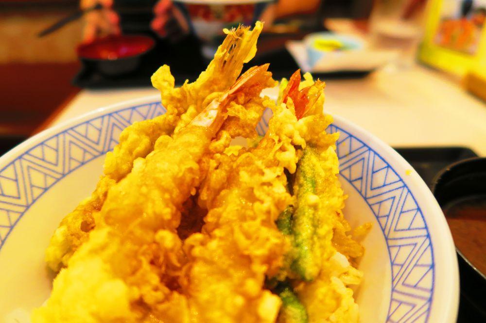 Casual Tempura Restaurant Ginza