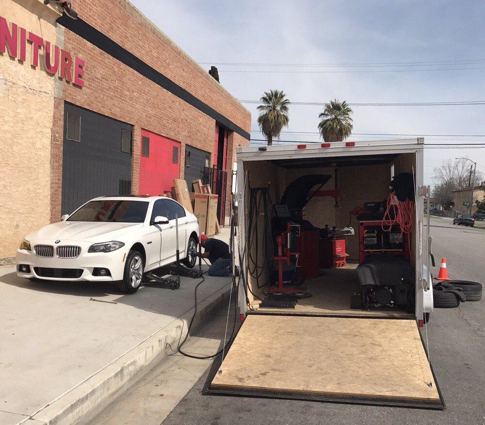 Elite Tire On Demand: Bakersfield, CA