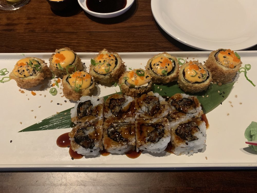 Sang's Imperial Cafe & Sushi Bar: 4650 Corona Dr, Corpus Christi, TX