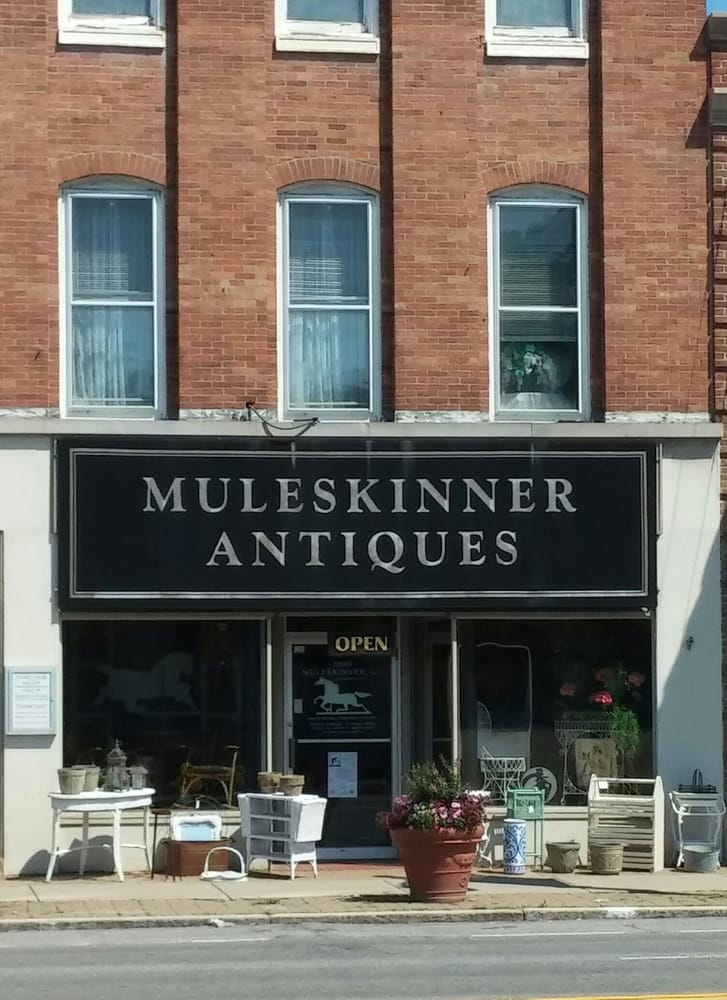 Muleskinner antiques main st