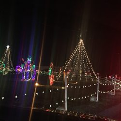 photo of overlys country christmas greensburg pa united states drive through display - Drive Through Christmas Lights Pa