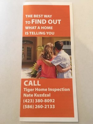 Tiger Home Inspections 141 Lauren Way Se Cleveland Tn Insurance