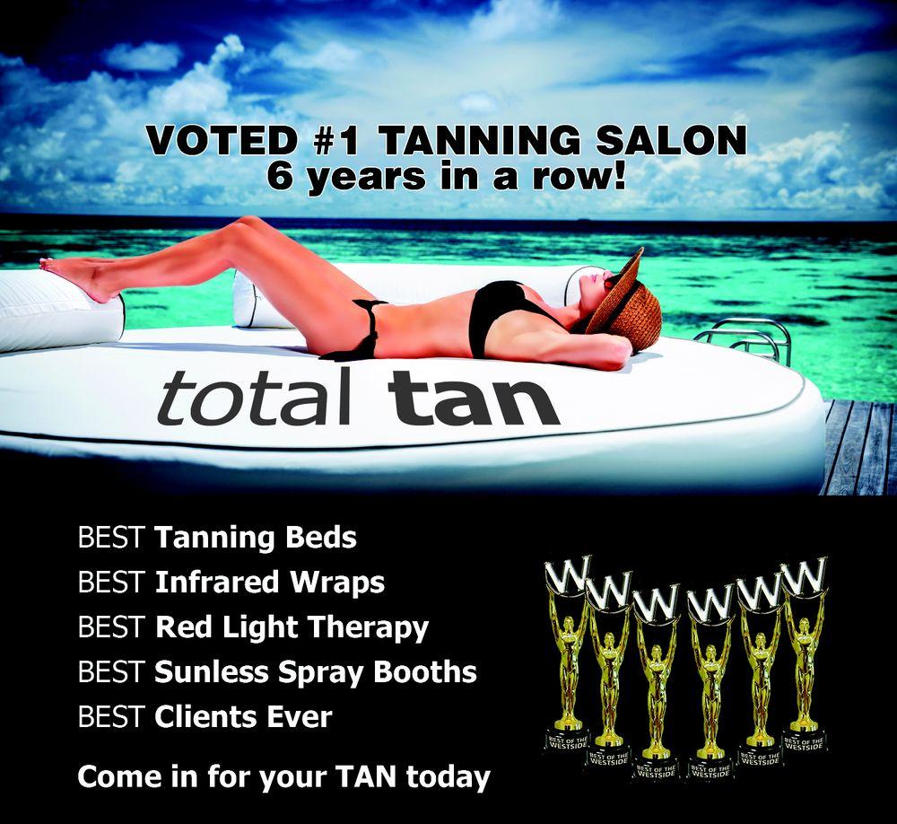 Total Tan: 4716 Lincoln Blvd, Marina Del Rey, CA
