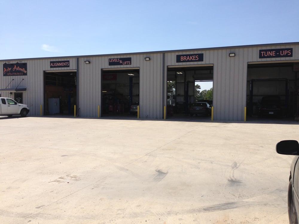 Asher Automotive: 7033 E State Hwy 21, Bryan, TX
